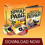 Car Spray Painting Videos