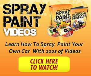 Car Spray Painting Videos