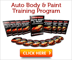 Diy Auto Body & Paint Training Program